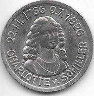 *notgeld Rudolfstadt  1/2 Mark  1920 Fe  457.9a - [ 2] 1871-1918 : Empire Allemand
