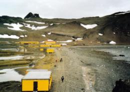 6 AK Antarctica Antarktis * Forschungsstationen (Brasilien, Südkorea, Polen) Und Penguin Island * - Ansichtskarten