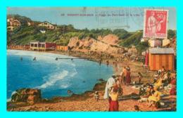 A753 / 505 83 - SANARY SUR MER Plage De Port Issol Et Le Lido - Sanary-sur-Mer