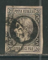 ROUMANIE N° 16 Obl. - 1858-1880 Fürstentum Moldau