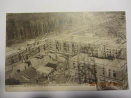 Cpa PARIGNE L EVEQUE (72)  Construction Sanatorium -vue Prise En Novembre 1930 - France