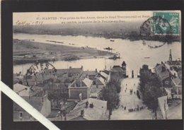 Nantes / La Pointe De La Prairie Au Duc, Vue Prise De Sainte Anne - Nantes