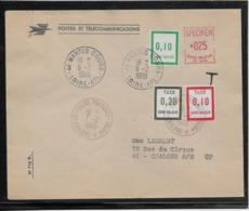 France Cours D'Instruction - Fictifs - Enveloppe - 1969 - TB - Corsi Di Istruzione