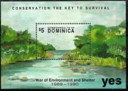 Dominica HB 189 Nuevo - Dominica (1978-...)