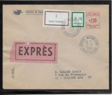 France Cours D'Instruction - Fictifs - Enveloppe - 1969 - TB - Instructional Courses