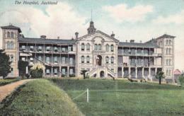 AUCKLAND , New Zealand , 1908s ; The Hospital - Nuova Zelanda