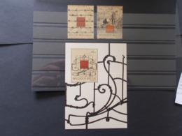 BELGIQUE -   BLOCS FEUILLETS N° 74 + Timbres De La Serie  N° 2682/83   Année 1997  Neuf XX  ( Voir Photo ) - Blokken 1962-....