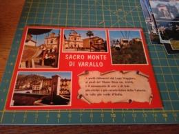 149543 SACRO MONTE DI VARALLO SI VEDE FUNIVIA - Vercelli