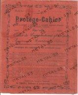 Protège Cahier écolier, éditeur Druez, Landrecies, Vers 1930 - France