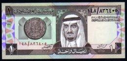 Arabie Saoudite 1977 King Fahd 1 Riyal   UNC  Neuf  Parfait - Saoedi-Arabië