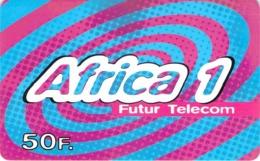 Carte Prépayées  - AFRICA 1  -  Prépaid  - - Frankrijk