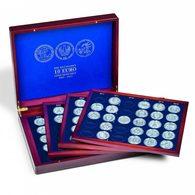 VOLTERRA QUATTRO Presentation Case For 104 German 10-euro Commemorative Coins In Capsules - Supplies And Equipment