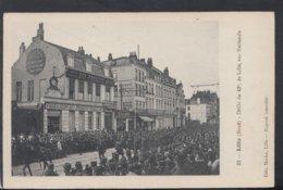 France Postcard - Lille (Nord) - Defile Du 43, De Lille, Rue Nationale  DC2251 - Lille