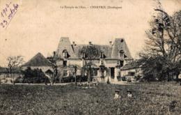 9649-2019      CHERVEIX   LE TEMPLE DE L EAU - France
