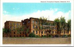 North Dakota Bismarck Evangelical Hospital Curteich - Bismark