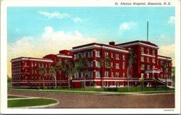North Dakota Bismarck St Alexis Hospital Curteich - Bismark