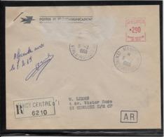 France Cours D'Instruction - Fictifs - Enveloppe - 1969 - B - Instructional Courses