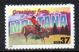 USA. N°3424 De 2002. Rodéo. - Briefmarken