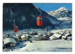 74 Chatel N°14 Télécabine De Super Chatel Et Le Mont Chauffé En 1972 - Châtel