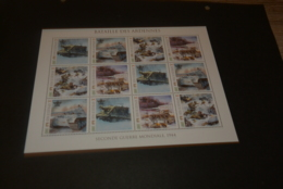 GR617A- Personalised Bloc  MNH - Rep. Du Niger  - 2010 - WW II Bataille Des Ardennes - Non-normalised Shipment - WO2