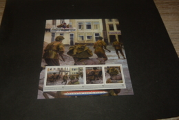 GR625- Personalised Bloc  MNH - Young Island -2010 - Battle Of The SCheldt - Non-normalised Shipment - WO2
