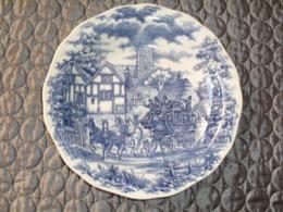 Assiette Creuse Décorative, Qualité Oxford, 22 Cm - Borden