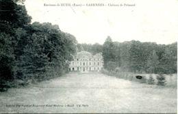 N°76057 -cpa Garennes -château De Primard- - Frankreich