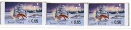 2002 Finland ATM Michel 39, Set  **. - Viñetas De Franqueo (ATM/Frama)