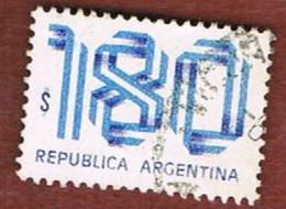 ARGENTINA - SG 1601.1602  - 1978   NUMERAL    -   USED ° - Argentina