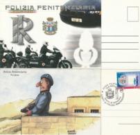 Tematica - Mestieri - Roma 2004 - Polizia Penitenziaria - - Polizia – Gendarmeria