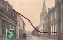 AUBERS - Nord - Rue Du Bourg - Autres Communes