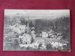 CPA - Dangu - Vue Générale Prise Du Vieux Château - Dangu