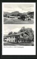 AK Strub, Hotel-Pension Haus Kressenlehen - Ohne Zuordnung