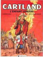 JONATHAN CARTLAND T 09 L'enfant Lumière EO BE DARGAUD 03/1989 Harlé Blanc-dumont (BI2) - Jonathan Cartland