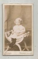 Photographie LOUIS , BOLBEC , Enfant , Petite Fille - Persone Anonimi