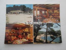 SAINT MANDRIER  Restaurant LE MAS SAINTE ODILE - Saint-Mandrier-sur-Mer