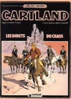 JONATHAN CARTLAND T 06 Les Doigts Du Chaos EO BE DARGAUD 01/1982 Harlé Blanc-dumont (BI2) - Jonathan Cartland