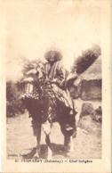 Dahomey, Chef Indigene - Dahomey