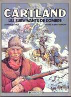 JONATHAN CARTLAND T 08 Les Survivants De L'ombre EO BE DARGAUD 03/1987 Harlé Blanc-dumont (BI2) - Jonathan Cartland