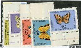 DDR 923 -1964 Mi.#1004-08** (cat. 9.€) - [6] Democratic Republic