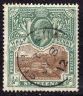 St Helena 1903 1/2d SG55 -  Fine Used - Saint Helena Island