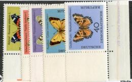 DDR 925 -1964 Mi.#1004-08** (cat. 9.€) - [6] Democratic Republic