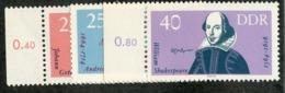 DDR 927 -1964 Mi.#1009-11** (cat. 2.20€) - [6] Democratic Republic
