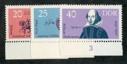 DDR 928 -1964 Mi.#1009-11** (cat. 2.20€) - [6] Democratic Republic
