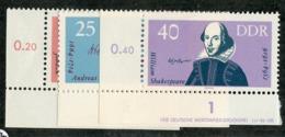 DDR 930 -1964 Mi.#1009-11** (cat. 2.20€) - [6] Democratic Republic