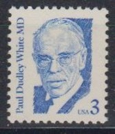 USA 1986 Paul Dudley White 1v ** Mnh (45087A) - Ongebruikt