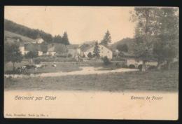 GERIMONT PAR TILLET  HAMEAU DE FOSSET - Sainte-Ode