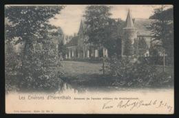 LES ENVIRONS D'HERENTALS  ANNEXESS DE L'ANCIEN CHATEAU DE GROBBENDONCK - Herentals