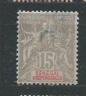 SENEGAL N° 23 OB TB 1 - Usati