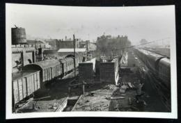 SMOLENSK (Смоленск) 1941, Railway Station, Bahnhhof, La Gare, Wehrmacht - Guerre, Militaire